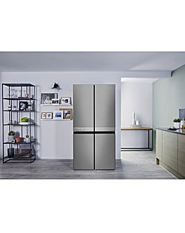 Hotpoint HQ9E1L Fridge Freezer