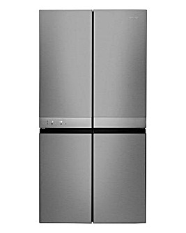 Hotpoint HQ9E1L 90cm Fridge Freezer