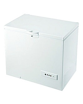 Indesit OS1A250H Freezer White
