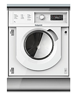 Hotpoint WMHG71284 Integrated 7KG Washer