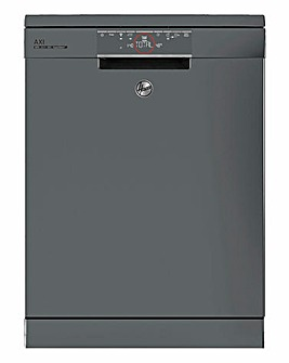Hoover 16 Place Dishwasher Silver