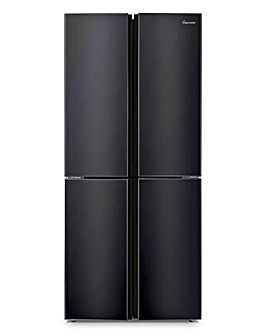 Fridgemaster MQ79394FFB Fridge Freezer