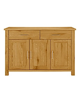 Westcote 3 Door 2 Drawer Sideboard