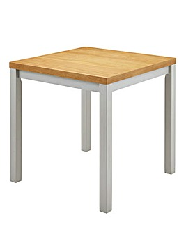 Oakham Two Tone Square Dining Table