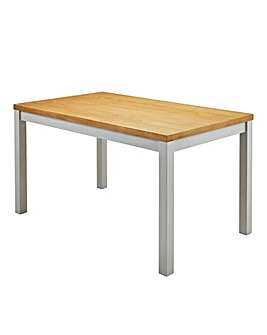 Oakham Two Tone Rectangular Dining Table