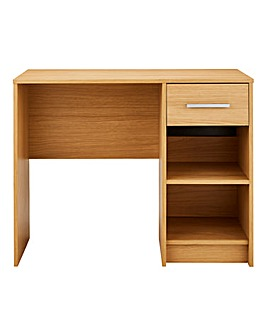Norton 1 Drawer Desk