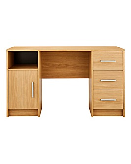 Norton 1 Door 3 Drawer Pedestal Desk