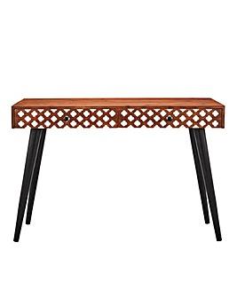 Arryn Acacia 2 Drawer Desk