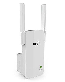 BT Essentials Wi-Fi Extender 300