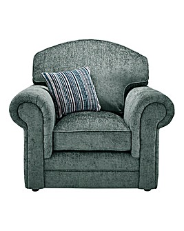 Horizon Stripe Armchair