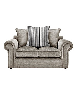 Horizon Stripe 2 Seater Sofa