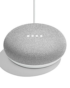 Google Home Mini Rock Candy