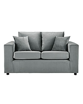 Alicante Velvet 2 Seater Sofa
