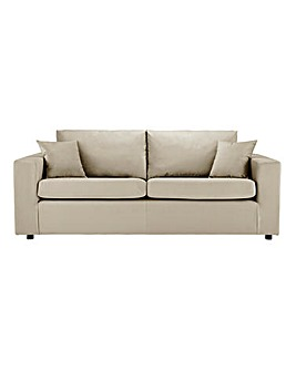 Alicante Velvet 3 Seater Sofa