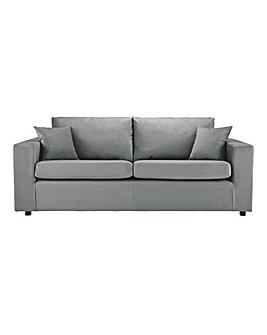 Alicante Velvet 3 Seater Sofa