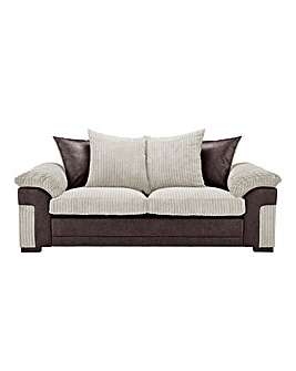 Dexter Scatter Back 3 Seater Sofa