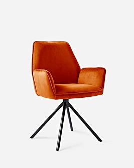 Lexington Velvet Dining Chair