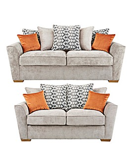 Sierra 3 + 2 Seater Sofa