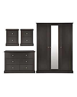 Fletcher 4 Piece Bedroom Package
