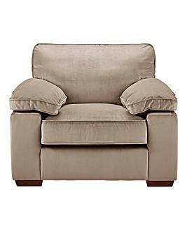 Emilie Velvet Chair