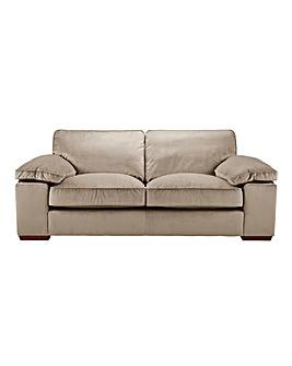 Emilie Velvet 3 Seater Sofa