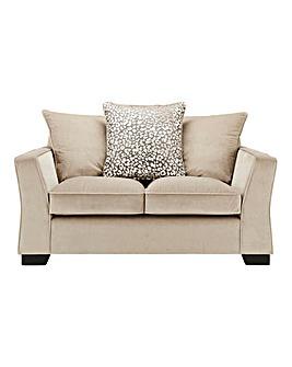 Chloe Velvet 2 Seater Sofa