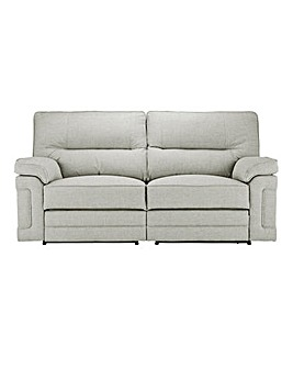 Mosley Electric Recliner 3 Seater Sofa