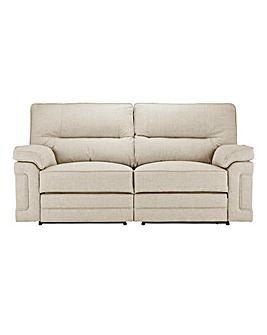 Mosley Manual Recliner 3 Seater Sofa