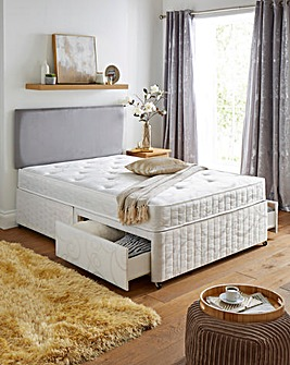 Airsprung Sydney Deep Quilted 2 Drawer
