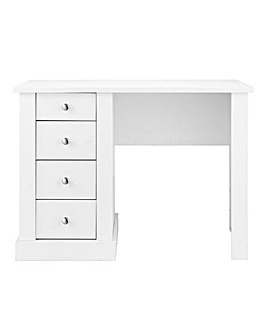 Tiverton 4 Drawer Desk