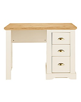 Hampton 3 Drawer Desk
