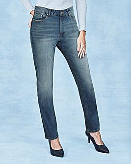 Bridget Straight Leg Jeans Regular Length