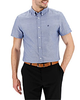 Peter Werth Short Sleeve Oxford Shirt
