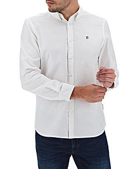 Peter Werth Long Sleeve Oxford Shirt L