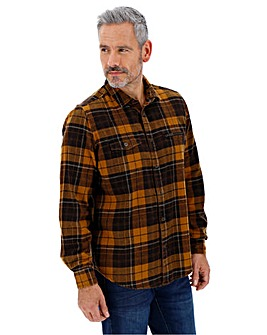 Joe Browns Brown Check Shirt