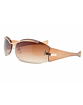 Kesha Women's Designer Retro Fashion Sunglasses
