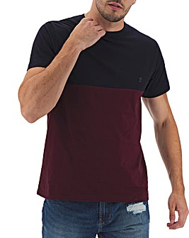 French Connection Colour Block T-Shirt