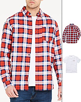 Jack & Jones Nico Tee & Shirt Pack