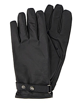 Ben Sherman Royal Leather Gloves