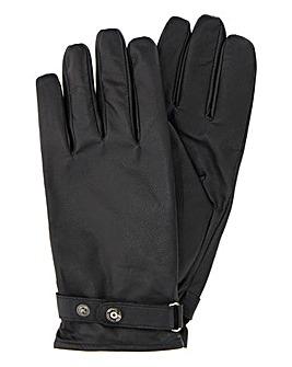 Ben Sherman Royal Leather Gloves