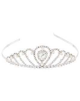 Monsoon Ella Diamante Tiara