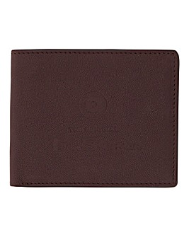 Ben Sherman Dack Leather Coin Wallet