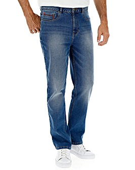 Joe Browns Mid Wash Straight Jean