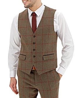 Skopes Aviemore Tweed Suit Waistcoat