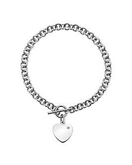 Hot Diamonds Lovelocked Bracelet