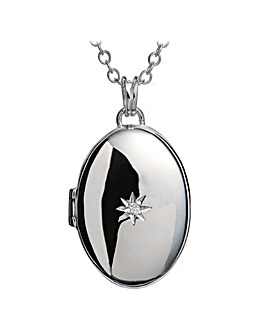 Hot Diamonds Locket Pendant