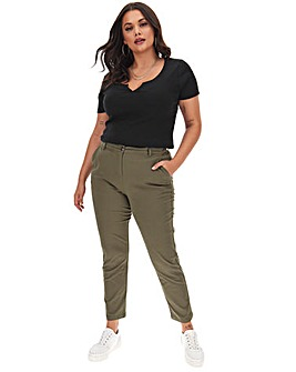 Comfort Stretch Chino Trousers Regular