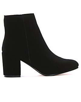 DF By Daniel Barling Suede Ankle Boots