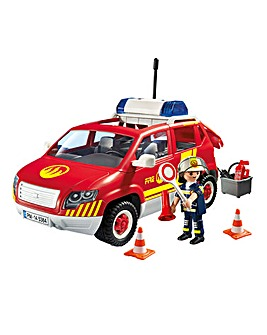 Playmobil Fire Chief