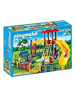 Playmobil Children
